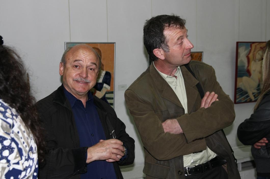 Спас Киричев и Тодор Тодоров