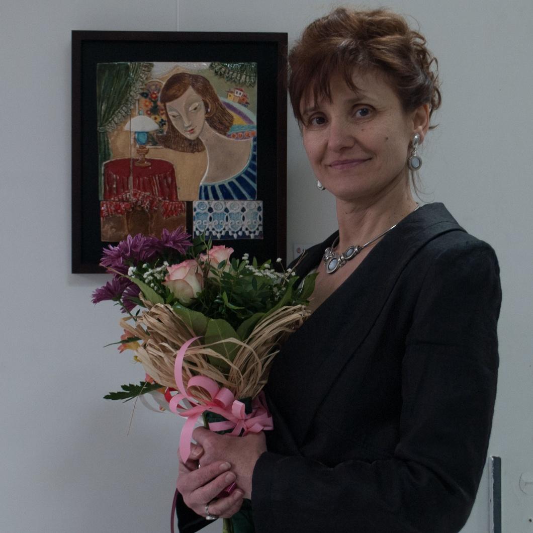 """Изложба """"Пролетно настроение"""" в галерия """"Пловдив"""""""